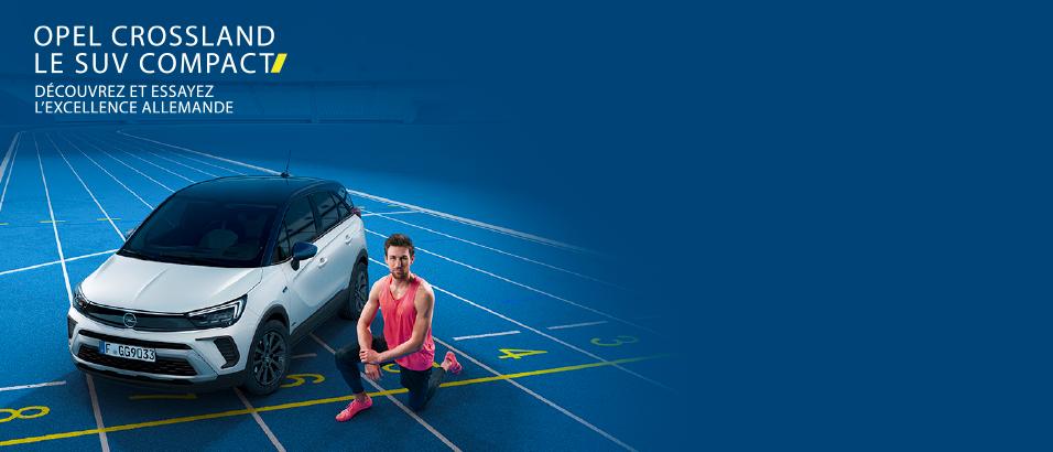 Opel Véhicules en Stock